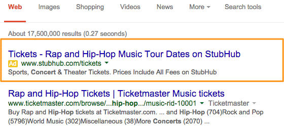 Google adverts (1)