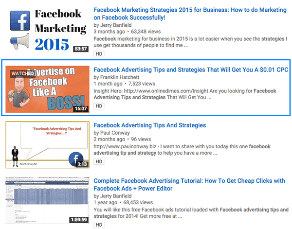 3 Simple Steps to get Your Youtube Videos Ranking