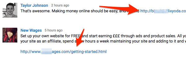A passive income from video sharing websites