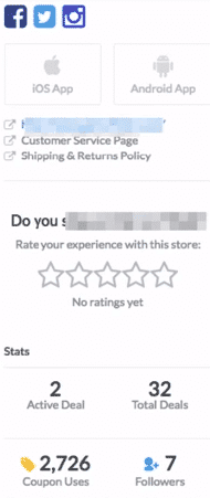 shopify discount coupon